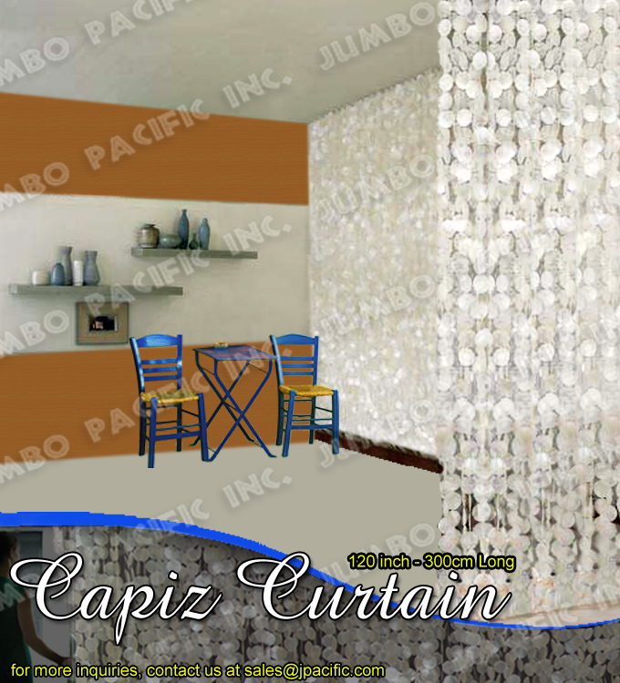 Capiz Lamp Shades